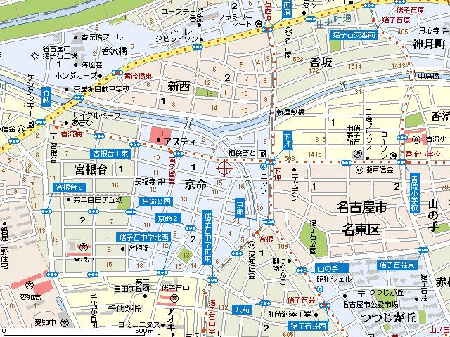 丸又商店マップ